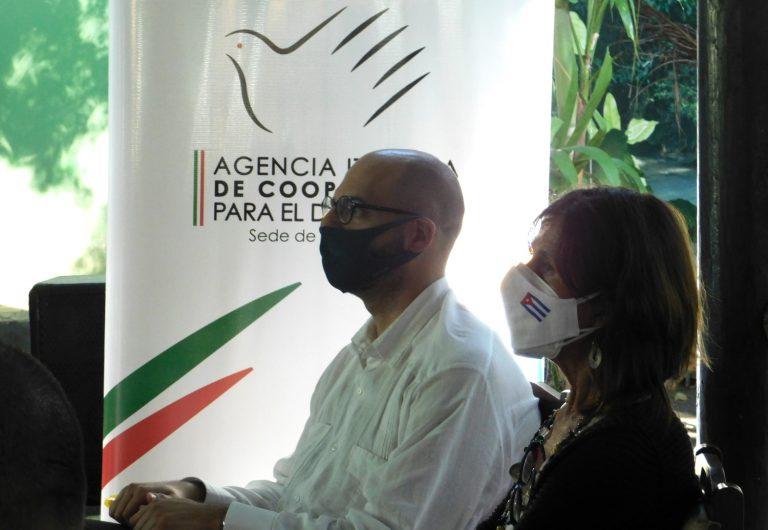 banner HAB.AMA: Approvvigionamento alimentare e sviluppo di iniziative economiche sostenibili a L'Avana